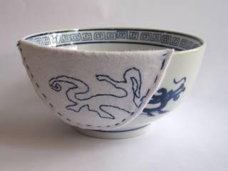 'Chinese Blue':   door Erna van Sambeek