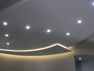 GIOIA Biagio ARCHITETTO Modern living room
