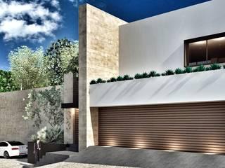 REM Arquitectos Casas modernas