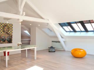 Agence d'architecture intérieure Laurence Faure Minimalist houses