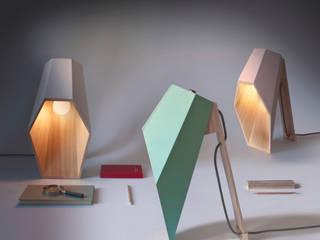 Woodspot lighting - designed by Alessandro Zambelli for Seletti:  in stile  di alessandro zambelli design studio