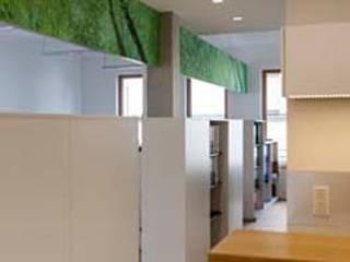 Akustikpaneel:  Bürogebäude von armbruster innenarchitektur