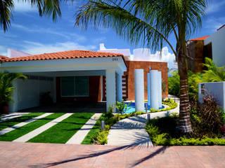Casa Tucanes Casas modernas de Excelencia en Diseño Moderno