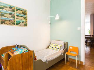 Rénovation d'un appartement Paris 11eme CLAIRE CLERC DECORATION INTERIEURE