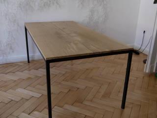 Eisenhauer Tisch:   von ADUS.design  Inh. Manuel Pfahl