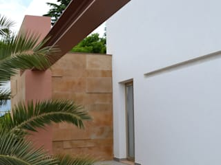 Casas de estilo moderno de G. Giusto - A. Maggini - D. Pagnano Moderno