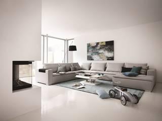 Mezzo Sofa Moderne Wohnzimmer von BoConcept Germany GmbH Modern