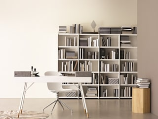 Modern style study/office by BoConcept Germany GmbH Modern