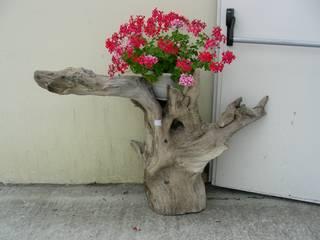 décoration en bois flotté:  de style  par Bois flotté de Gibus