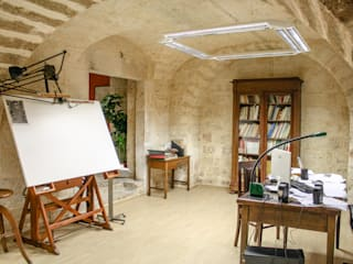 Brain at work: Studio in stile in stile Mediterraneo di Studio amodio