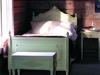 Bedroom design de Gustavian Clásico
