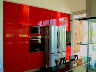 Casa Tucanes Cocinas modernas de Excelencia en Diseño Moderno
