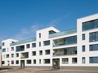 Ansicht Platz:   von Dewey Muller Partnerschaft mbB Architekten Stadtplaner