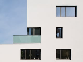 Detailansicht:   von Dewey Muller Partnerschaft mbB Architekten Stadtplaner