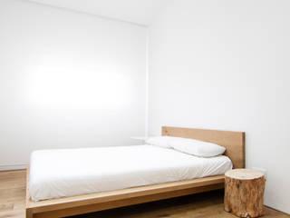 Casa en Quesa Balzar Arquitectos Dormitorios de estilo mediterráneo