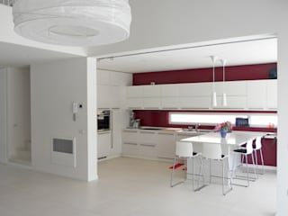 โดย VALERI.ZOIA Architetti Associati โมเดิร์น