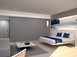 Bedroom design ideas by Realistic-design