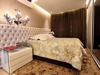 Dormitorios clásicos de AL11 ARQUITETURA Clásico