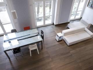 Dining room by na3 - studio di architettura, Modern