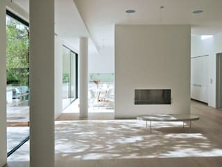 Aberdeen Park, Highbury Emmett Russell Architects Living room