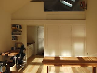 Artist's Studio, Bristol Emmett Russell Architects Study/office