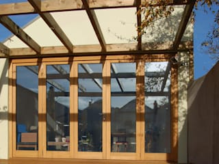Terrace by Emmett Russell Architects,