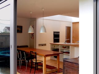 Cossins Road, Redland Emmett Russell Architects Dining room