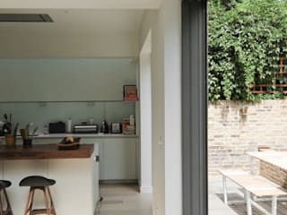 Lilyville Road, Fulham Emmett Russell Architects Kitchen