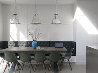Mortimer Road, De Beauvoir Dining room by Emmett Russell Architects