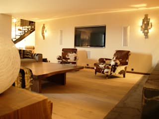 Design d'azur Modern living room