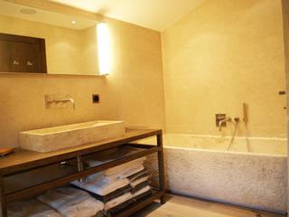 Design d'azur Modern bathroom