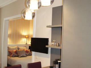 Design d'azur Modern dining room