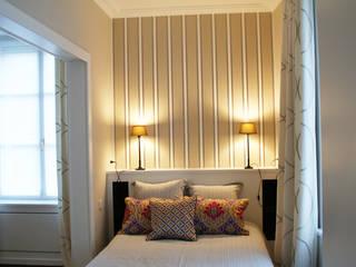 Design d'azur Modern style bedroom