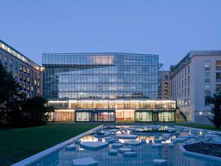 ERWEITERUNG ARBEITERKAMMER, WIEN:  Bürogebäude von NMPB Architekten