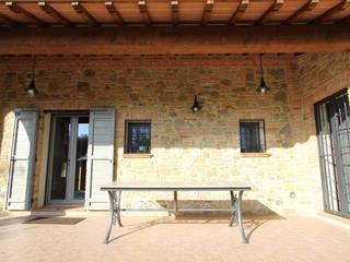 CasaClima B al Lago Trasimeno:  in stile  di BDO-3.0 | BuildingDesignOffice TrePuntoZero