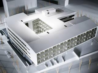 FACHHOCHSCHULE ST.PÖLTEN:  Schulen von NMPB Architekten