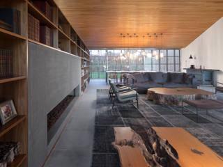 Wohnzimmer von Studio MK27