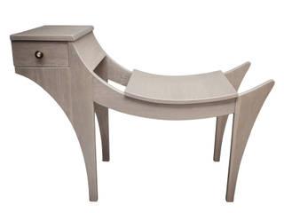 Bench'' fretboard II' par Meble Autorskie Jurkowski Moderne