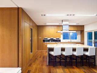 ARQUITECTURA EN PROCESO Modern kitchen