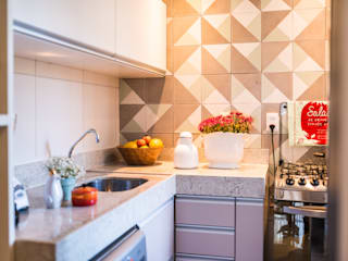 Cuisine moderne par Bloom Arquitetura e Design Moderne