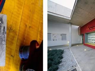 "Infant Educational Centre ""La Viña"" gabriel verd arquitectos Espacios"