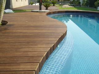 Casa en Club de Golf Santa Fe (Morelos) de Shimada Flooring Moderno