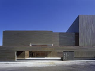 Performing Arts Center gabriel verd arquitectos Salas multimedia