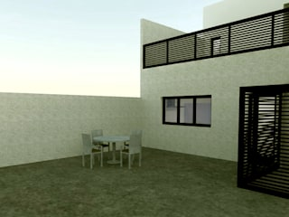 Modern houses by Ear arquitectura Modern