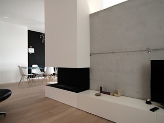 Minimalist house by Didonè Comacchio Architects Minimalist