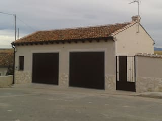 Garage/shed by Ear arquitectura