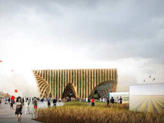 Pavillon France - Expo Milano 2015 par XTU Architects
