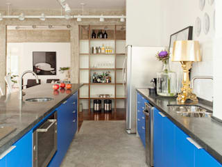 Eclectic style kitchen by Mauricio Arruda Design Eclectic