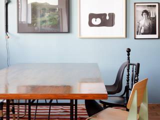 Salas de jantar ecléticas por Mauricio Arruda Design