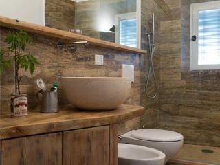 Moderne Badezimmer von Pietre di Rapolano Modern